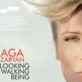 【送料無料】 Aga Zaryan (Agnieszka Skrypek) / Looking, Walking, Being 輸入盤 【CD】