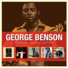【送料無料】 George Benson ジョージベンソン / 5 Original Albums Series (5CD) 【CD】