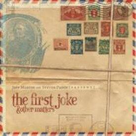 Jeff Martin / Steven Padin / First Joke 【CD】