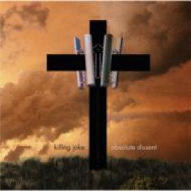 【送料無料】 Killing Joke キリングジョーク / Absolute Dissent: 宣戦布告 【SHM-CD】