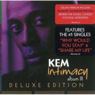 【送料無料】 Kem ケム / Intimacy 輸入盤 【CD】