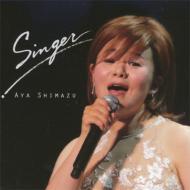 【送料無料】 島津亜矢 シマヅアヤ / SINGER 【CD】