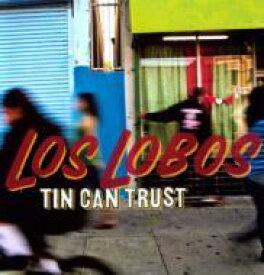 Los Lobos ロスロボス / Tin Can Trust 【LP】