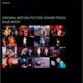 【送料無料】 Moebius / Sound Track Blue Moon 輸入盤 【CD】