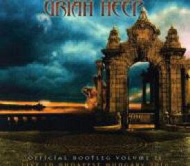【送料無料】 Uriah Heep ユーライアヒープ / Live In Budapest - Official Bootleg Vol.2 輸入盤 【CD】