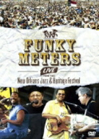 Funky Meters / Live From The New Orleans Jazz & Heritage Festival 【DVD】