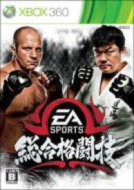 【送料無料】 XBOX360ソフト / EA SPORTS 総合格闘技 【GAME】