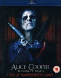 Alice Cooper アリスクーパー / Theatre Of Death 【BLU-RAY DISC】