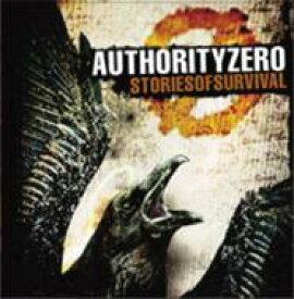 Authority Zero / Stories Of Survival 輸入盤 【CD】
