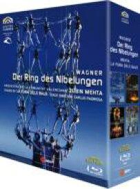 【送料無料】 Wagner ワーグナー / 『ニーベルングの指輪』全曲 パドリッサ演出、メータ&バレンシア州立管、ウーシタロ、サルミネン、他(2007−2009 ステレオ)(4Blu-ray Disc) 【BLU-RAY DISC】