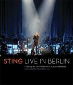 Sting スティング / Live In Berlin 【BLU-RAY DISC】