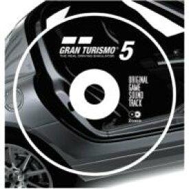 【送料無料】 GRAN TURISMO 5 ORIGINAL GAME SOUNDTRACK 【CD】