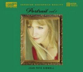 【送料無料】 Jean Frye Sidwell / Portrate Vol.1 (XRCD) 【CD】
