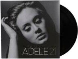 Adele アデル / 21 (アナログレコード) 【LP】