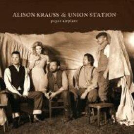Alison Krauss&Union Station アリソンクラウス&ユニオンステーション / Paper Airplane 輸入盤 【CD】