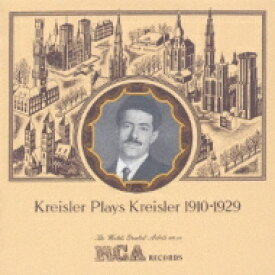 Kreisler クライスラー / Pieces For Violin: Kreisler 【CD】