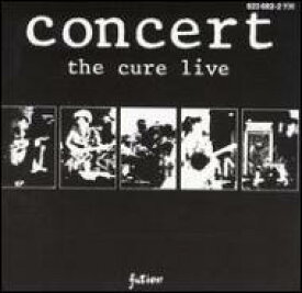 Cure キュアー / Concert Cure Live 輸入盤 【CD】