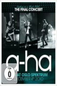 A-HA アーハ / Ending On A High Note: Final Concert 【BLU-RAY DISC】