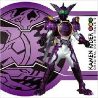 Kamen Rider ooo (masked) original soundtrack 2