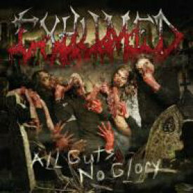 Exhumed / All Guts, No Glory 【CD】