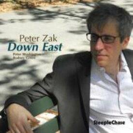【送料無料】 Peter Zak / Down East 輸入盤 【CD】