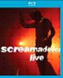 【送料無料】 Primal Scream プライマルスクリーム / Screamadelica Live 【Blu-ray / 日本語字幕・歌詞・対訳・日本語解説付】 【BLU-RAY DISC】