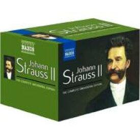 【送料無料】 Strauss J2 シュトラウス2世 (ヨハン) / 管弦楽曲全集(52CD) 輸入盤 【CD】