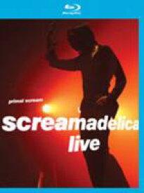 Primal Scream プライマルスクリーム / Screamadelica Live 【BLU-RAY DISC】