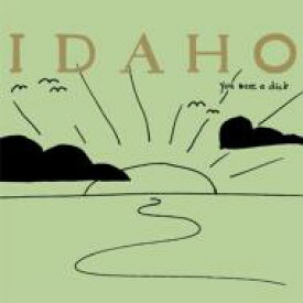 Idaho / You Were A Dick 【CD】