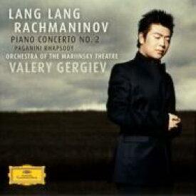 Rachmaninov ラフマニノフ / ピアノ協奏曲第2番、パガニーニの主題による狂詩曲 ラン・ラン、ゲルギエフ&マリインスキー劇場管 【SHM-CD】