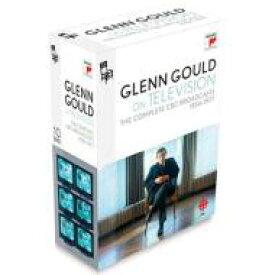 【送料無料】 グレン・グールド・オン・テレヴィジョン—1954−1977年全放送(10DVD) 【DVD】