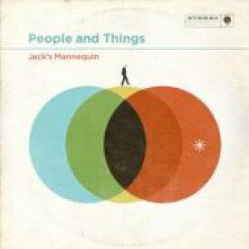 Jack's Mannequin ジャックスマネキン / People & Things 輸入盤 【CD】