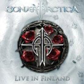 【送料無料】 Sonata Arctica ソナタアークティカ / Live In Finland 【CD】