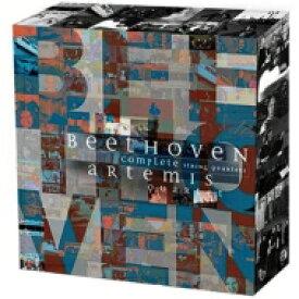 【送料無料】 Beethoven ベートーヴェン / 弦楽四重奏曲全集 アルテミス四重奏団(7CD限定盤) 輸入盤 【CD】