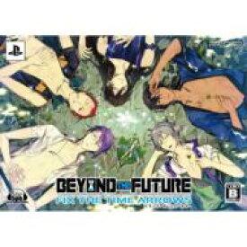 【送料無料】 PSPソフト / BEYOND THE FUTURE - FIX THE TIME ARROWS(限定版) 【GAME】