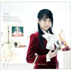 【送料無料】 水樹奈々 ミズキナナ / THE MUSEUM II (+Blu-ray) 【CD】