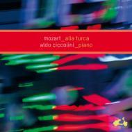 【送料無料】 Mozart モーツァルト / ピアノ・ソナタ第11番『トルコ行進曲付き』、第13番、第2番 チッコリーニ(2011) 輸入盤 【CD】