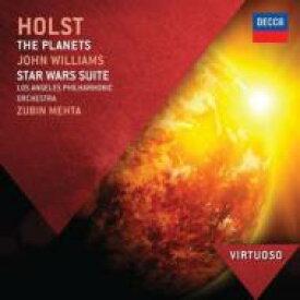 Holst ホルスト / ホルスト:『惑星』、ウィリアムズ:『スター・ウォーズ』組曲 メータ&ロサンジェルス・フィル 輸入盤 【CD】