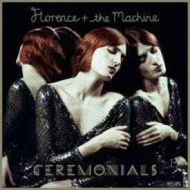 【送料無料】 Florence & The Machine フローレンスアンドザマシーン / Ceremonials 輸入盤 【CD】