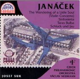 Janacek ヤナーチェク / Sinfonietta, Taras Bullba, Violin Concerto, Etc: Suk(Vn), Neumann / Czech.po 輸入盤 【CD】