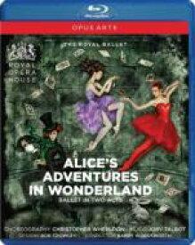 バレエ&ダンス / バレエ『不思議の国のアリス』 ウィールドン振付、ロイヤル・バレエ、カスバートソン、ヤノウスキー、他(2011) 【BLU-RAY DISC】