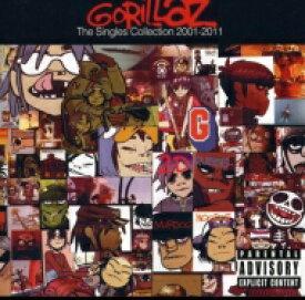 【送料無料】 Gorillaz ゴリラズ / Singles 2001 - 2011 輸入盤 【CD】