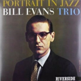 Bill Evans (Piano) ビルエバンス / Portrait In Jazz (アナログレコード / OJC) 【LP】