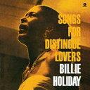 Billie Holiday ビリーホリディ / Songs For Distingue Lovers (180グラム重量盤レコード) 【LP】