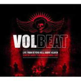 Volbeat / Live From Beyond Hell / Above Heaven 輸入盤 【CD】