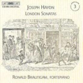 【送料無料】 Haydn ハイドン / Complete Piano Sonatas Vol.3 49-52: Brautigam(Fp) 輸入盤 【CD】