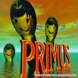 Primus プリムス / Tales From The Punch Bowl 輸入盤 【CD】