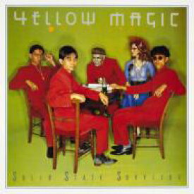 YMO (Yellow Magic Ohchestra) イエローマジックオーケストラ / ソリッド・ステイト・サヴァイヴァー 【CD】