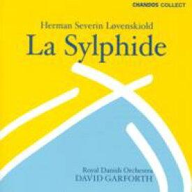 ロヴェンショルド、ヘルマン・セヴェリン(1815-1870) / 『ラ・シルフィード』 ガーフォース&デンマーク王立管弦楽団 輸入盤 【CD】