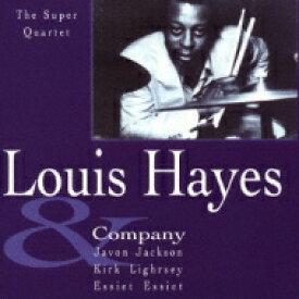 Louis Hayes / Super Quartet 【CD】